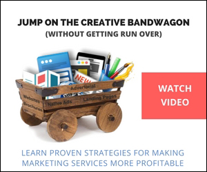 Creative Marketing Services video