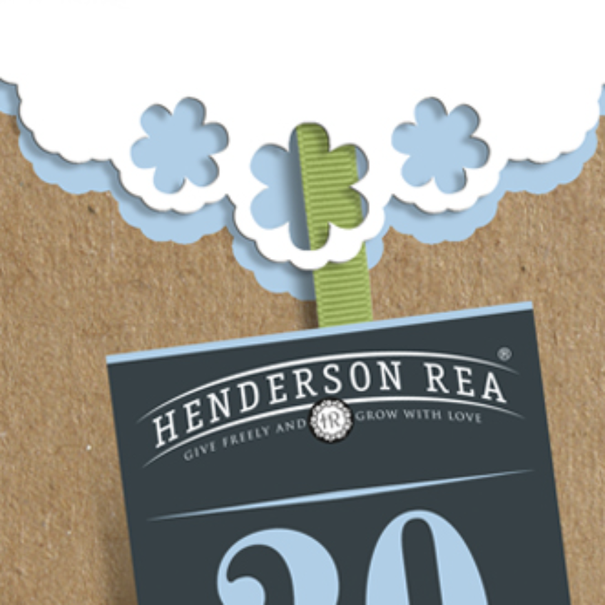 Henderson Rea brand launch by Starke Creative
