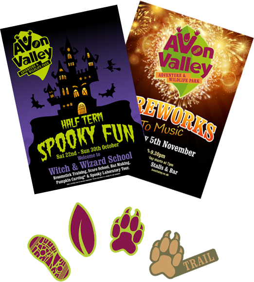 Avon Valley designed by Starke Creative