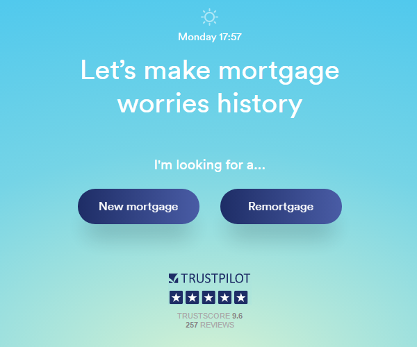 Habito Digital Mortgage Adviser Home Page Form