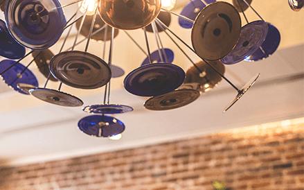 Senia chandelier