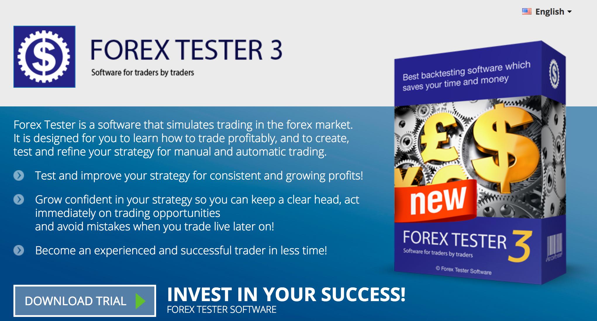 Forex Tester Affiliate Program