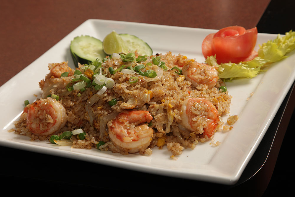 Lanna Thai's Shrimp Fried Rice