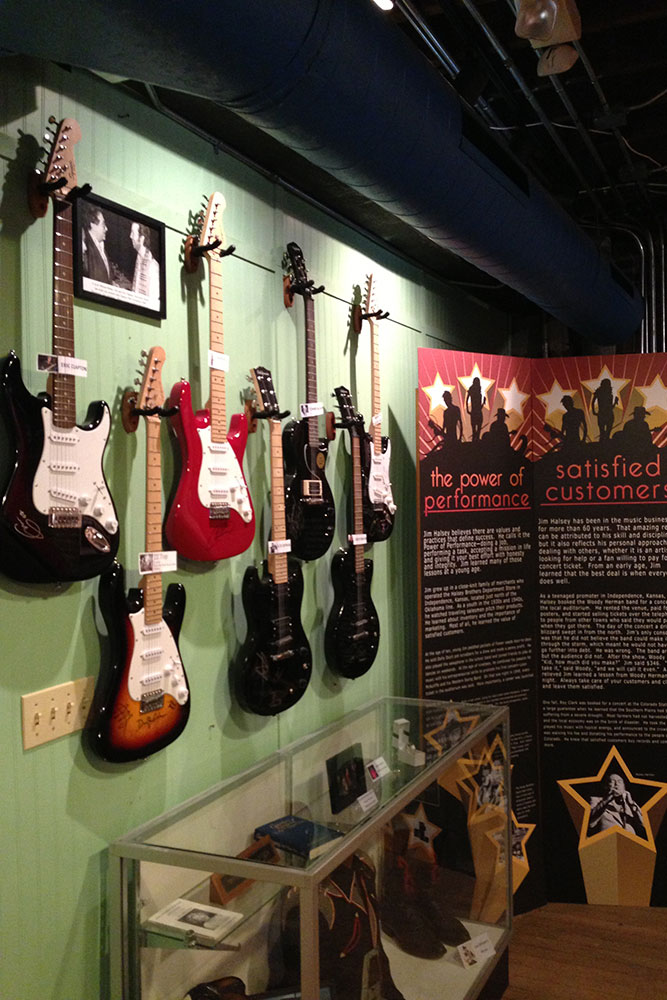 There's no official number of inductions per year, but the Oklahoma Music Hall of Fame has welcomed an average of five per year since 1997.