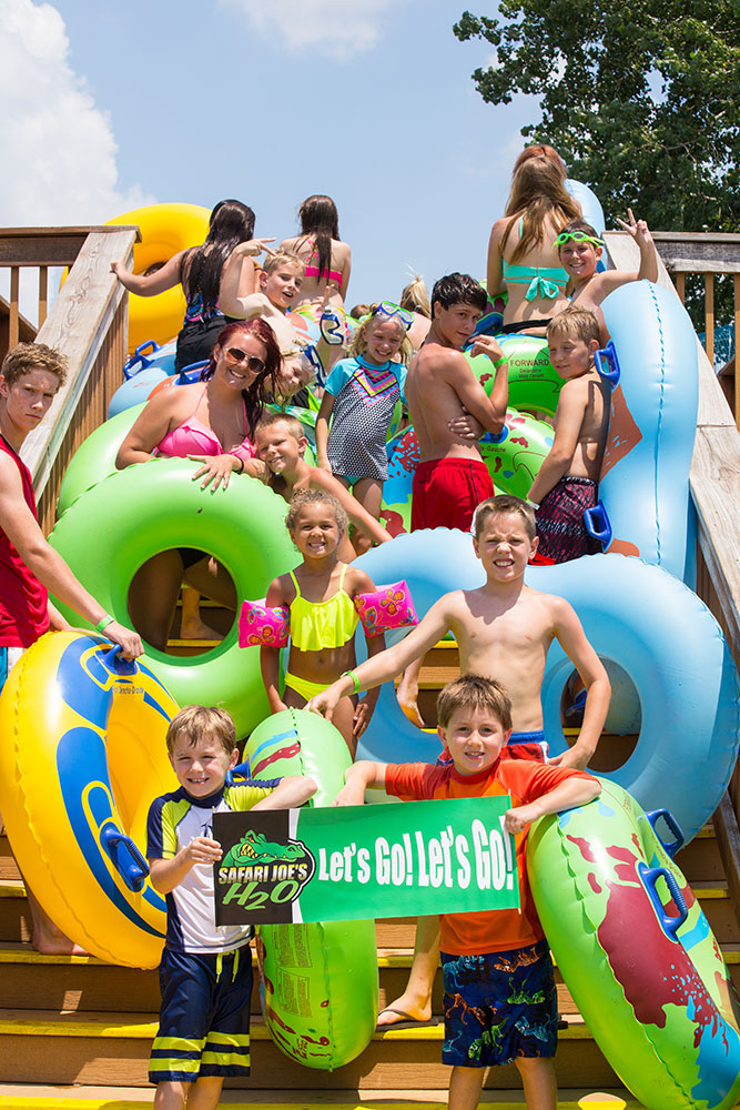 Owner Joe Estes wants Safari Joe's to provide families and children stories and memories just as its predecessor, Big Splash, did for so many years. (Photo: Darcy Daniels)