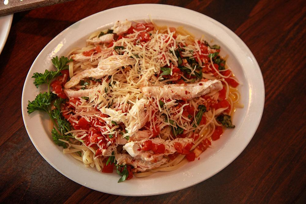 Mondo's Chicken Pomodoro