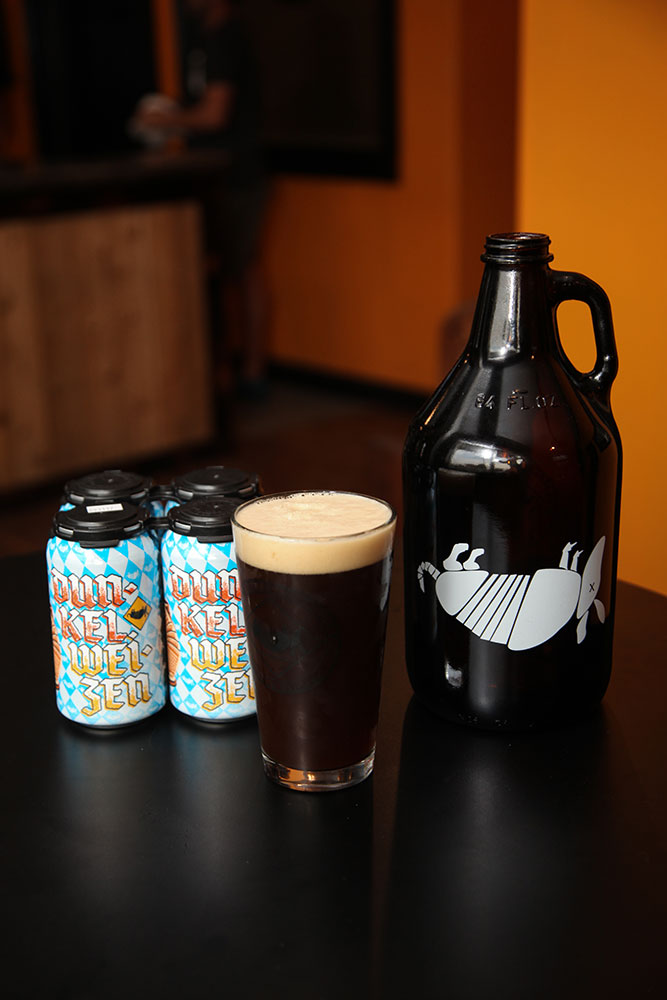 Breweries like Dead Armadillo capitalize on the season to create and market their own Oktoberfest beers. (Photo: Marc Rains)