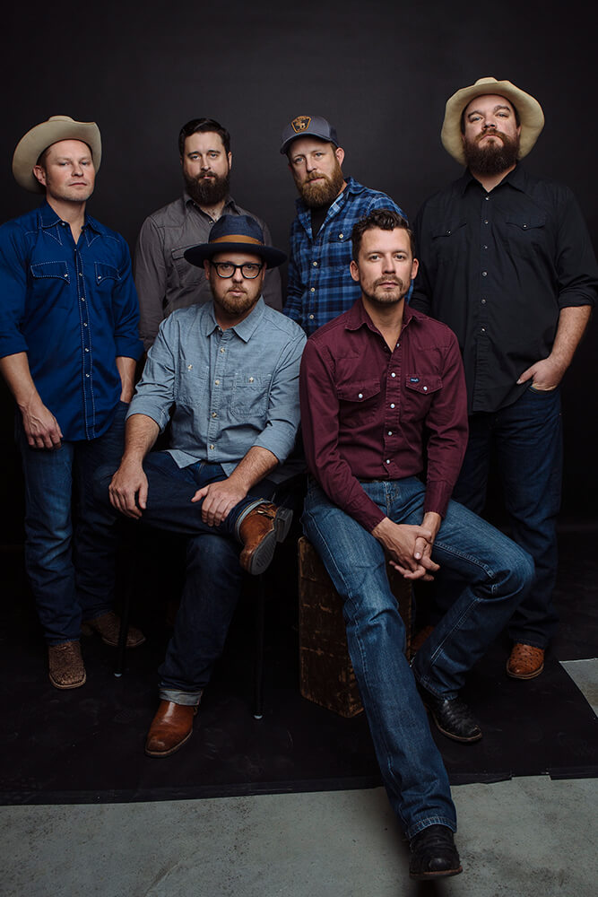 As the band has grown, it has embraced its role as leaders in the Red Dirt scene, keeping its roots firmly planted in Oklahoma.