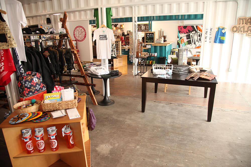 Dwelling Spaces & JoeBot's Coffee