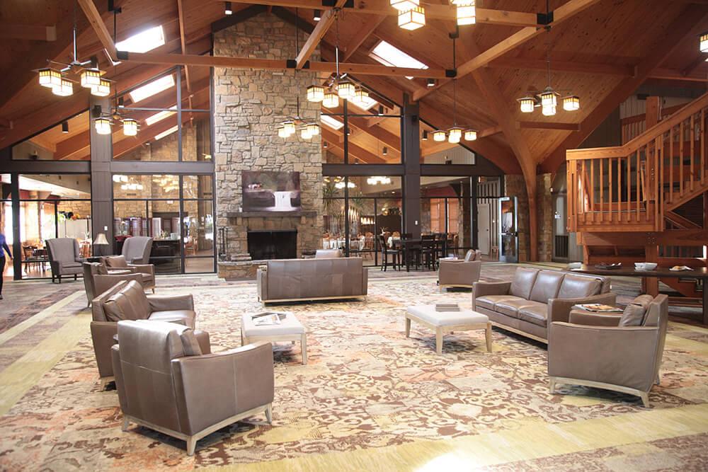 POSTOAK Lodge and Retreat