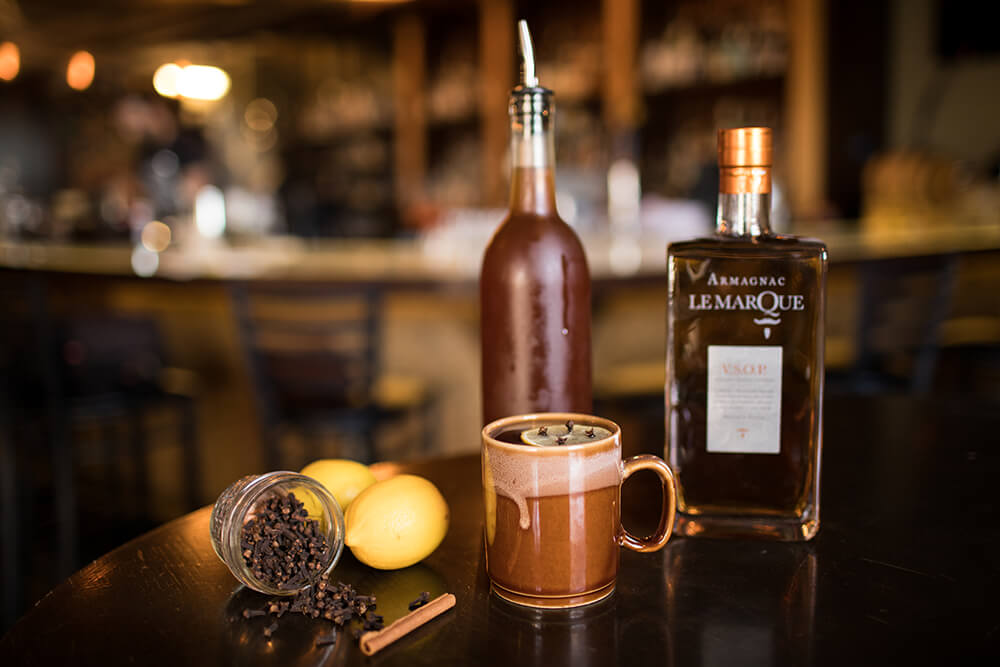 MixCo Hot Toddy (Photo: Valerie Grant)