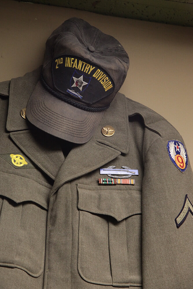 Studies revealed through the U.S. Department of Veterans Affairs have shown that from 2001-14, suicide among veteran men has increased in greater rates than those of the same age among civilians. (Photo: Marc Rains)