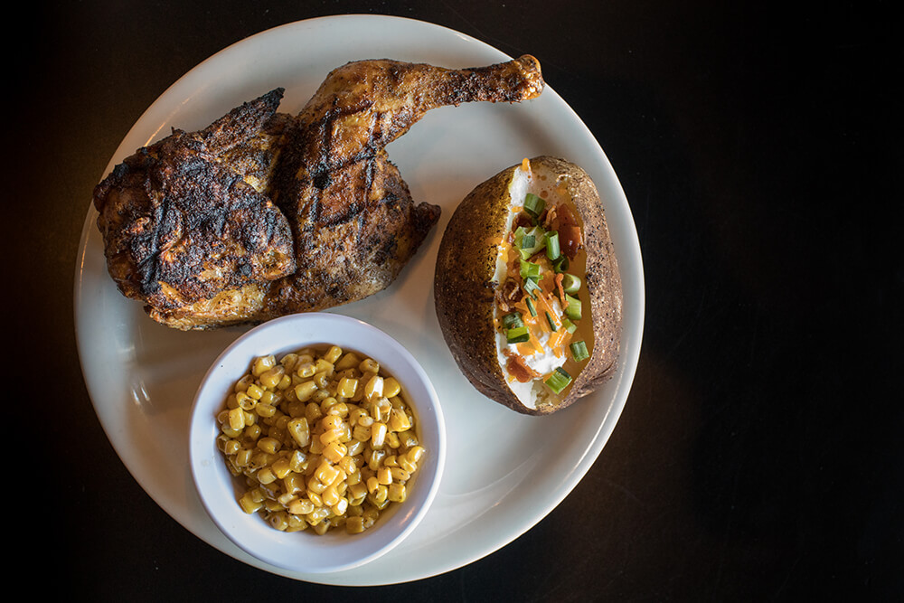 While the steaks may be the star of the show at BC Steakhouse, don't miss out on the chicken dishes. (Photo: Valerie Grant)