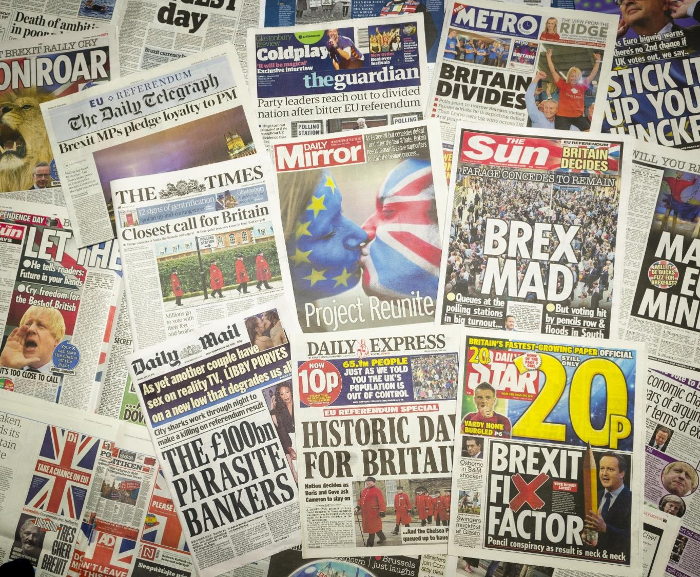 Brexit campaign – what can marketers learn from it?