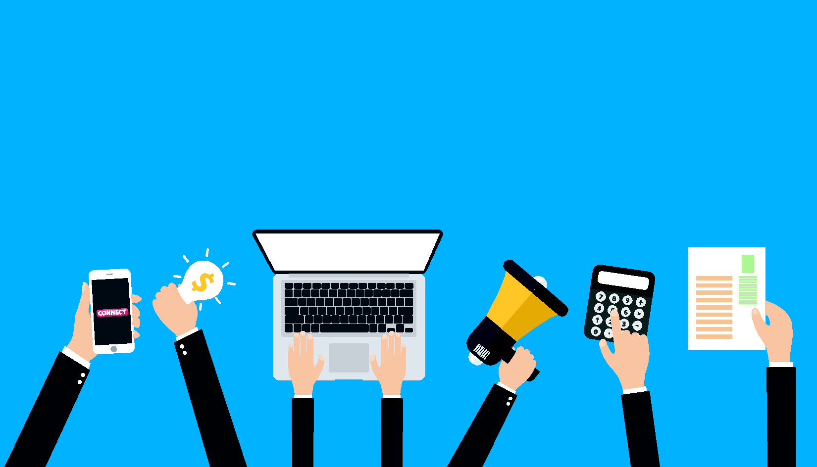 The Future of Marketing - Sechs Trends für 2017