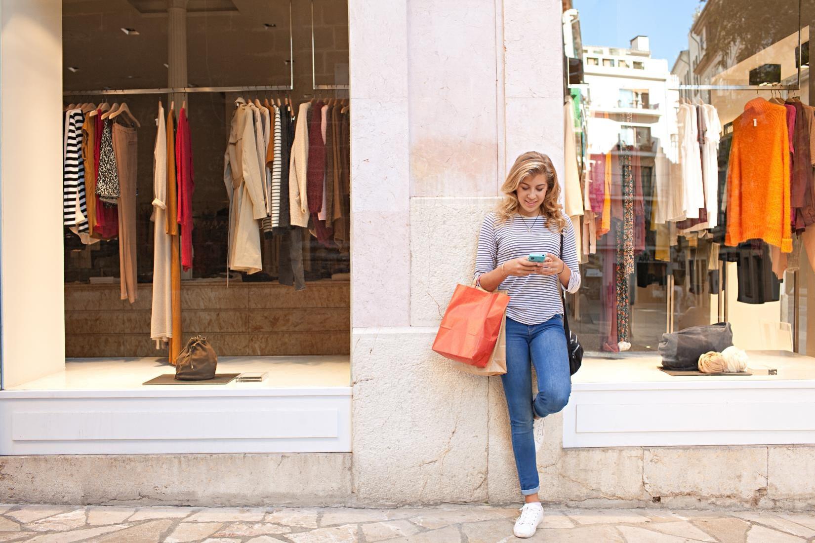 Die Konkurrenz zwischen Online- und Offline Commerce: eine amerikanische Perspektive