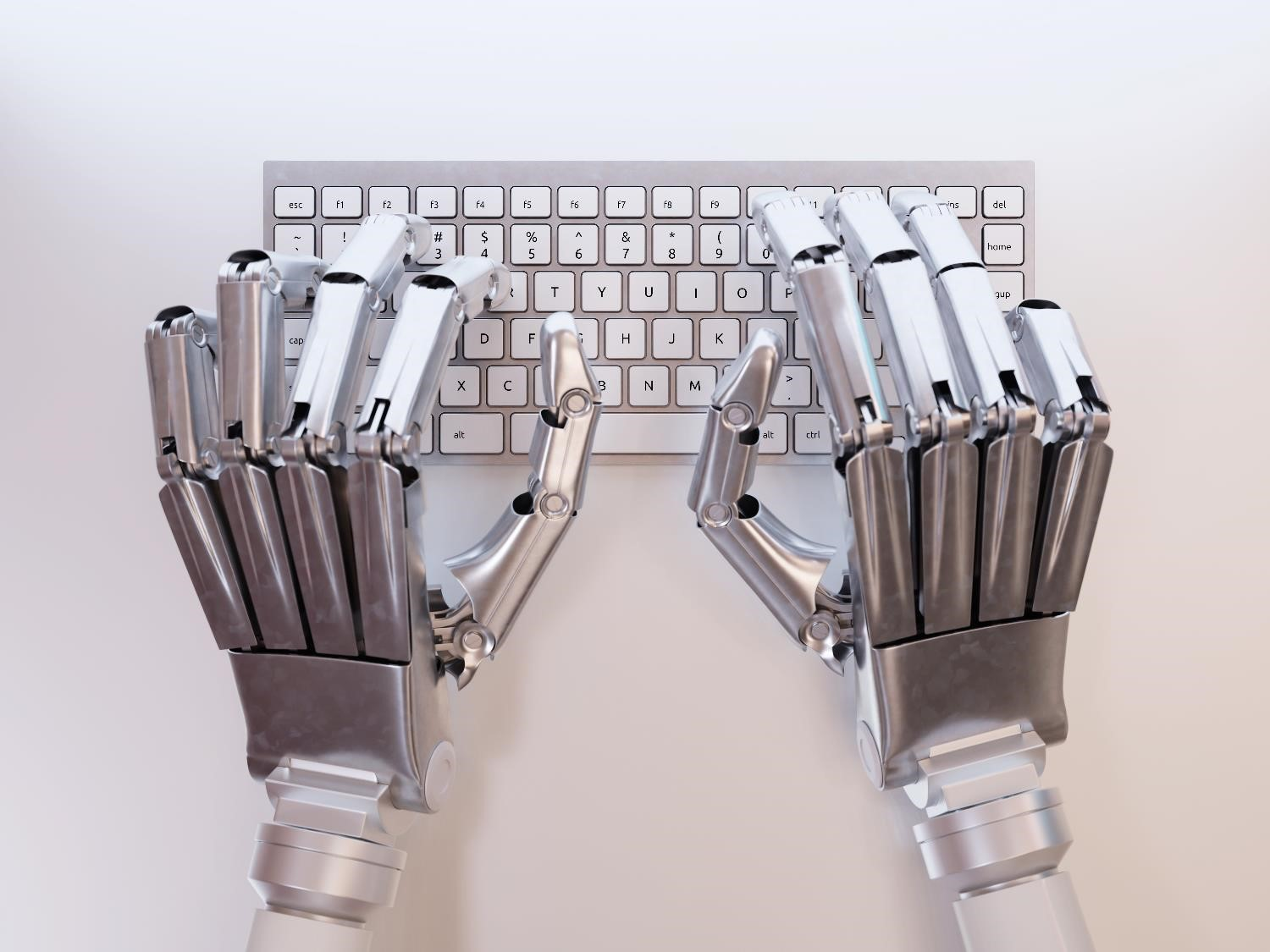 Where does artificial intelligence leave the marketer?