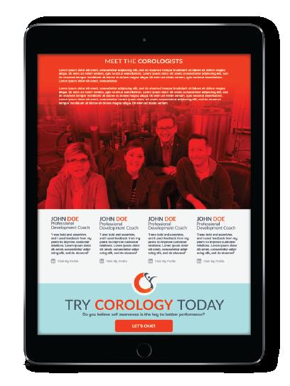 Corology 360 Feedback and Coaching