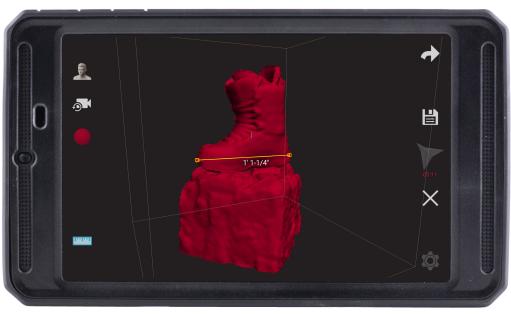 mobile 3d scanner