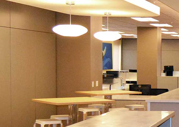 Hawaiian Airlines crew center Architecture, Interior Design, and layout