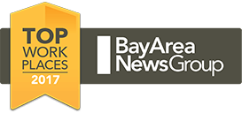 BayArea News Group Top Work Places 2017 logo
