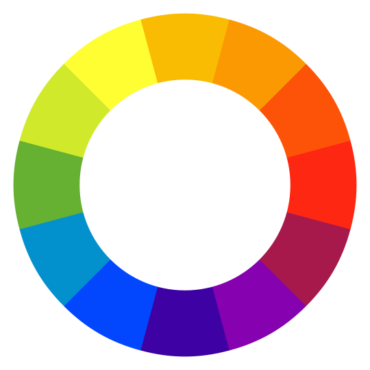 Web Design 101 Color Theory