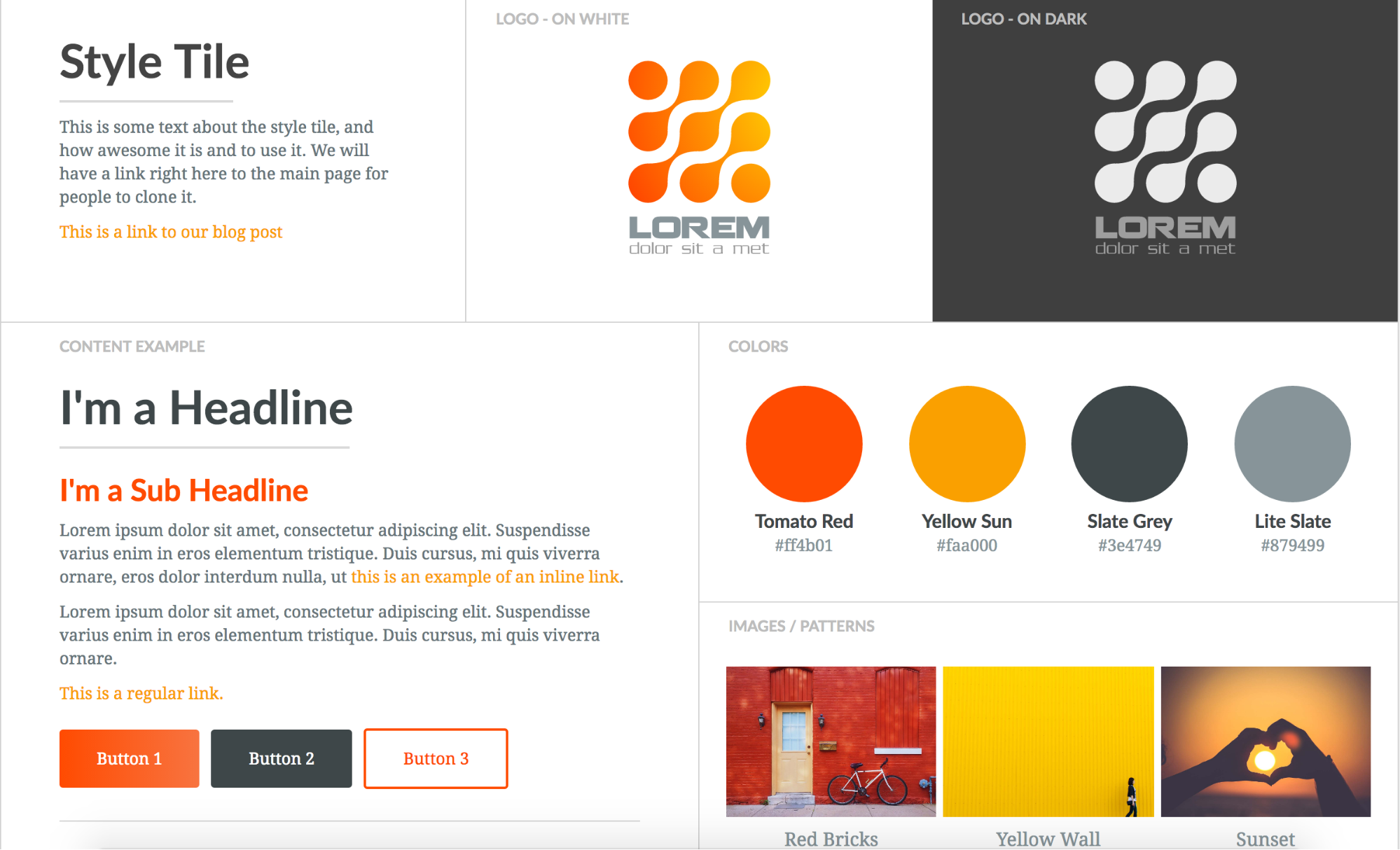 The web design process in 7 simple steps webflow blog for Web design tile layout
