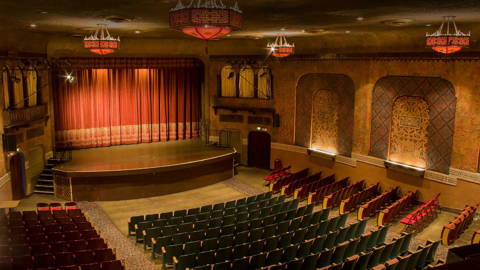 The Panida Theater - Arts And Entertainment In Sandpoint, Idaho