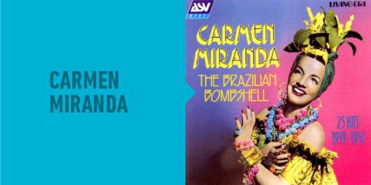 Carmen Miranda Brasileiritmos Marcha-Rancho