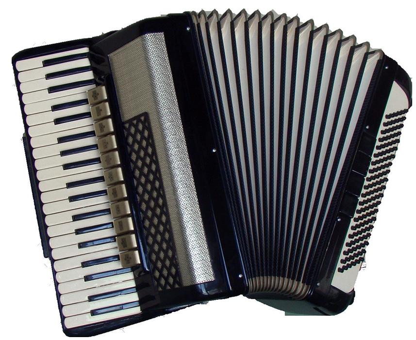 Gaita ou Acordeão - Instrumento do Vanerão