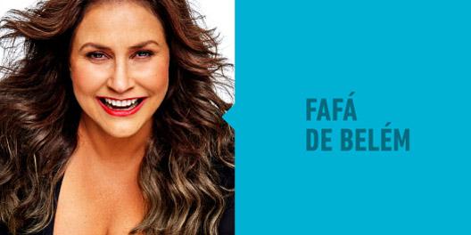 Brasileiritmos Fafá de Belém