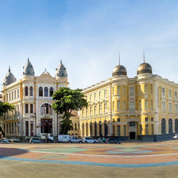 Marco Zero de Recife
