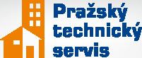 Logo Pražský technický servis