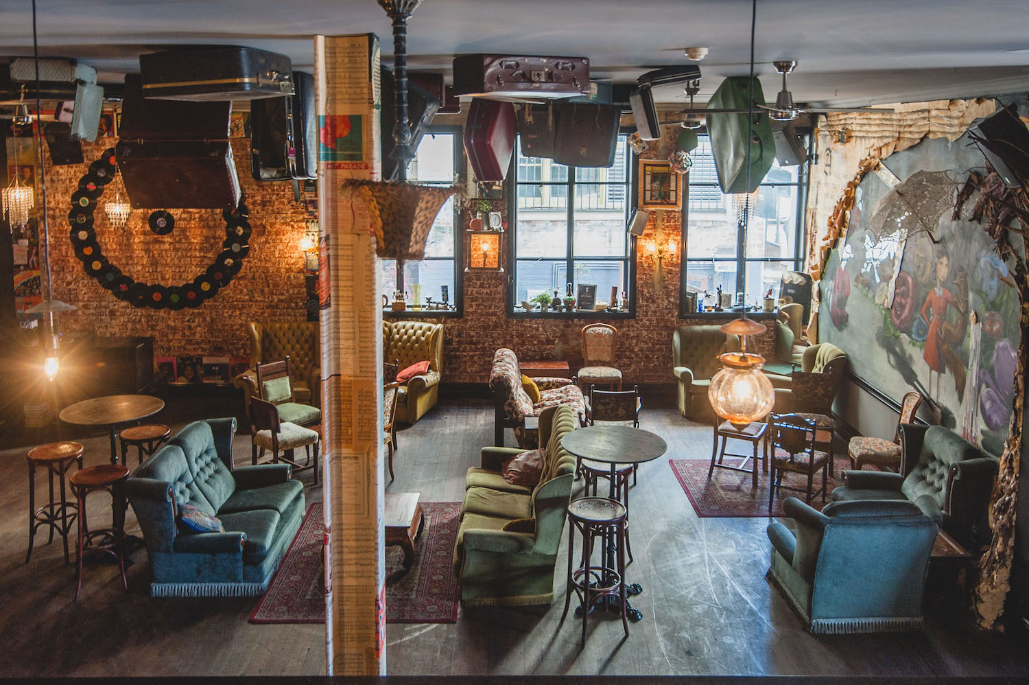 Christmas Party Ideas Perth Part - 19: If You Plan On Impressing Your Work Friends This Year, Wolf Lane Is The  Perfect Place To Hold Your Festive Function. Hidden Down An Inner City  Alleyway, ...