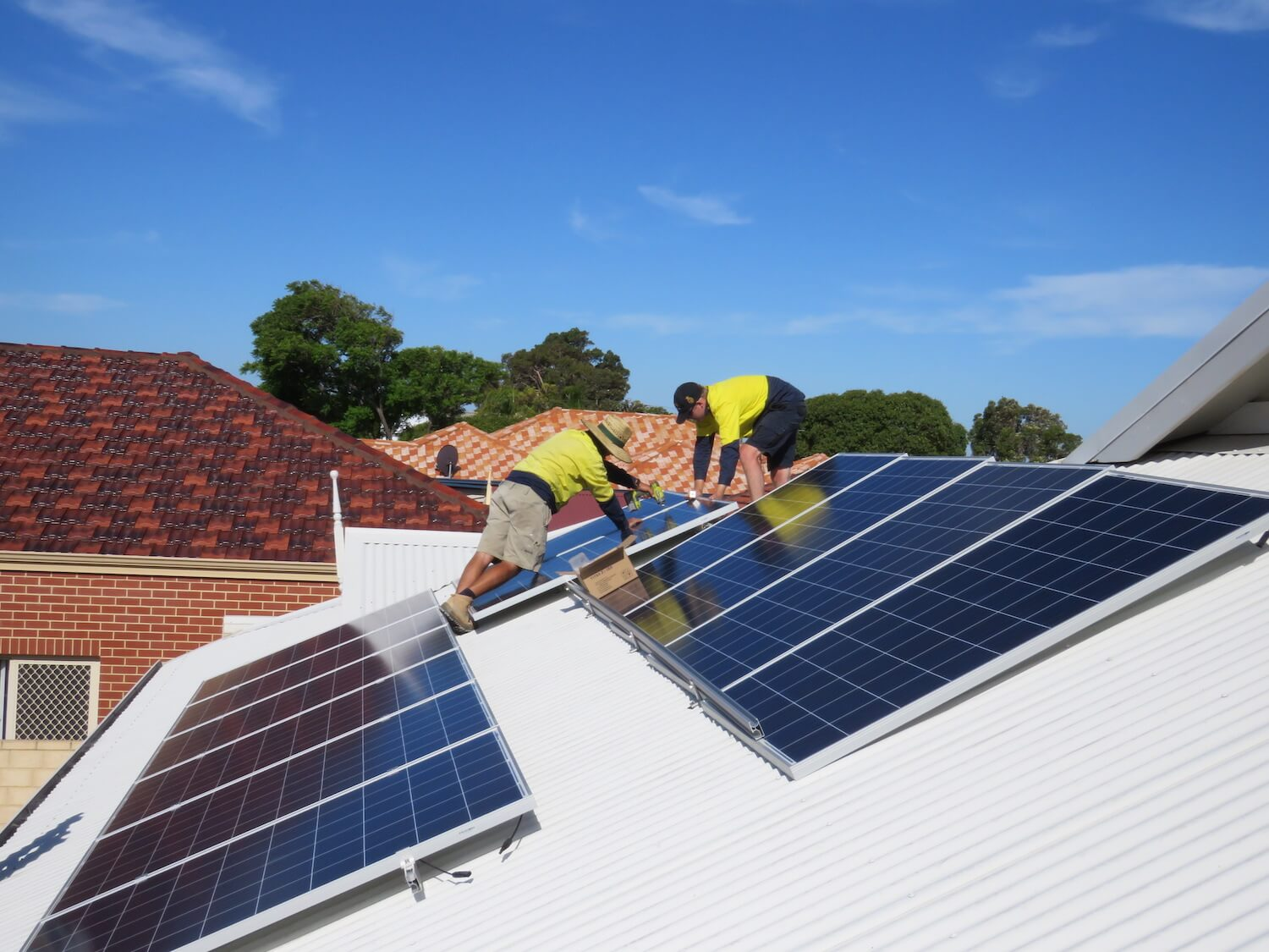 Solar power installers Enerklean