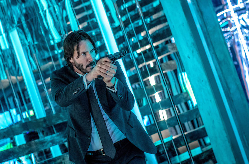 john wick 2 keanue Reeves