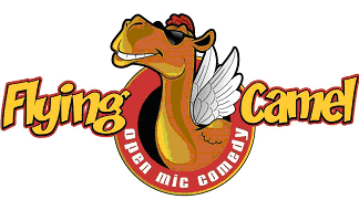Flying Camel open mic comedy