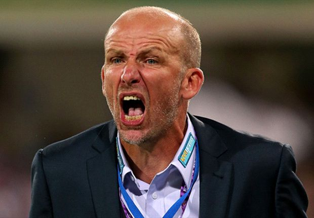 Perth Glory Manager Kenny Lowe