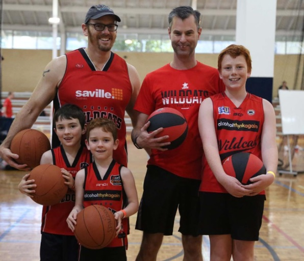 Perth Wildcats fans