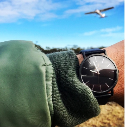 Air Wings watch