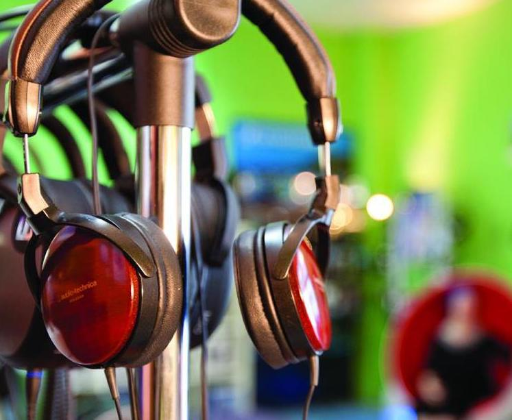 Headphonic headphones