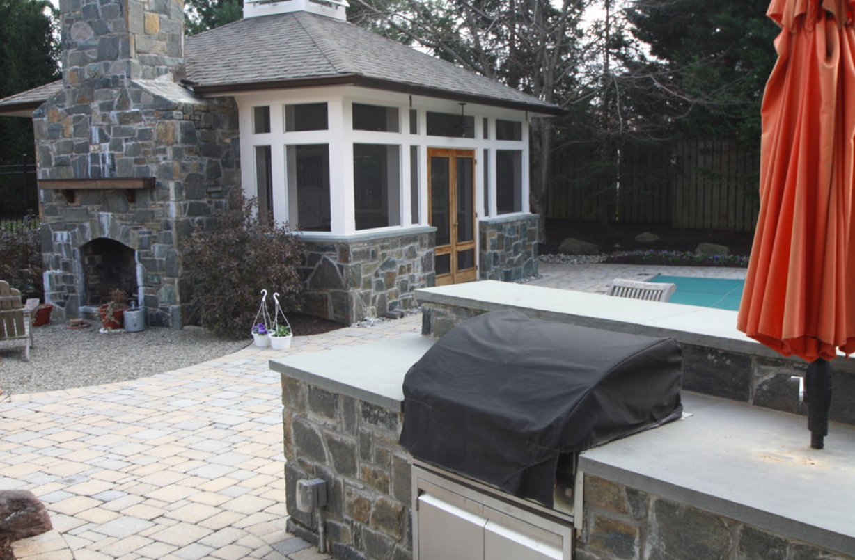deck design and construction in DC metro area