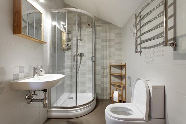 Remodeling Contractor Kensington Maryland - Building a basement bathroom