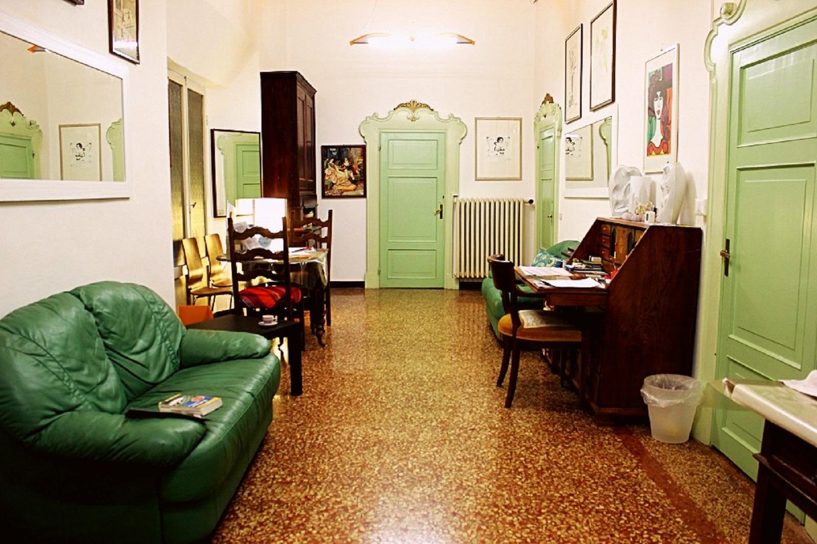 Colazione nel bed and breakfast le stanze del carro nel centro di Bologna