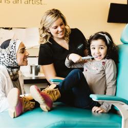 Healthy Burshing Habits for Kids
