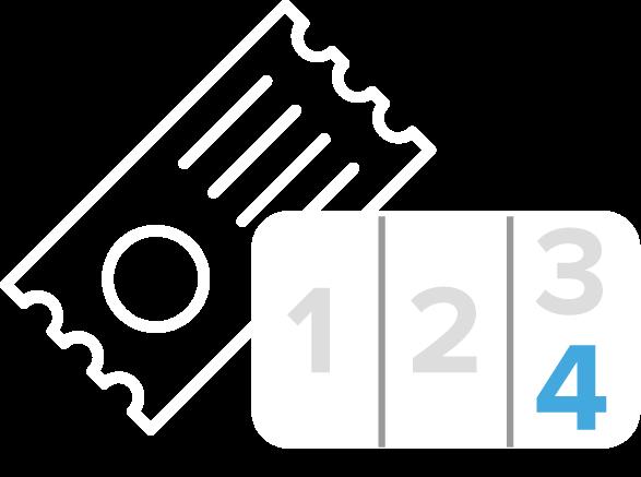 Ticket Counts Pro Icon