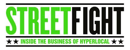 Street Fight, NYC Hyperlocal logo
