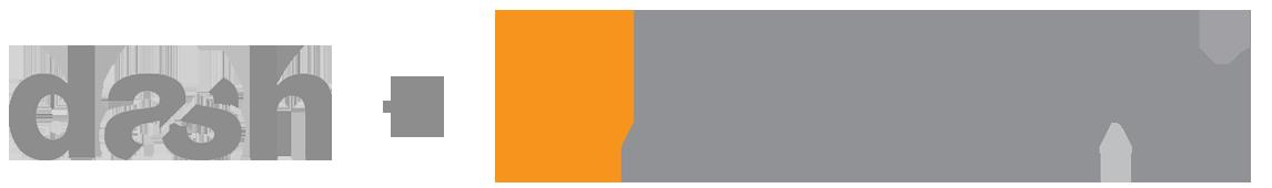 dash and Urgent.ly logo