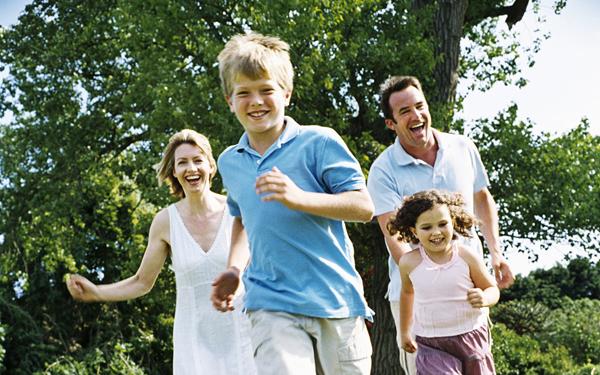 allergy free happy family