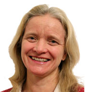 Education Works consultant Clare Reed